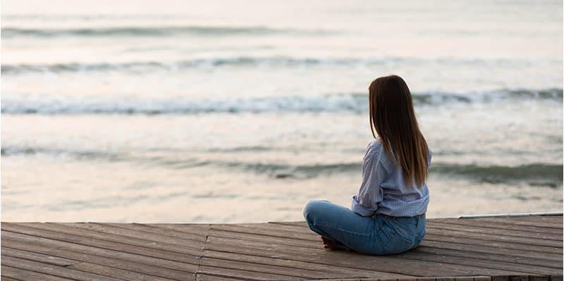 el dolor en la meditacion